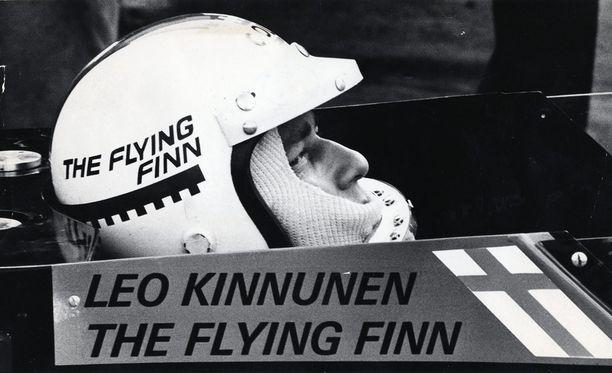 Leo Kinnunen on menehtynyt 73 vuoden iässä.