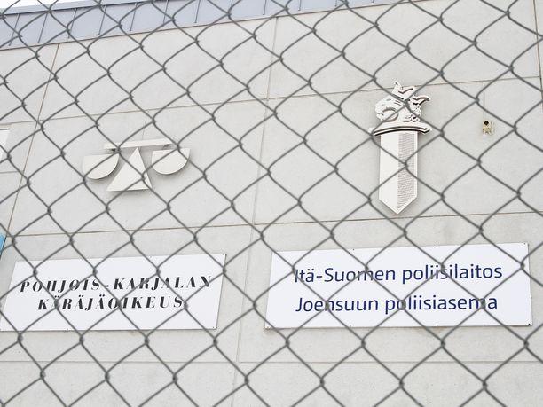 Enon käyttäytymistä käsiteltiin Pohjois-Savon käräjäoikeudessa.
