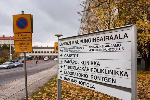 Lahden kaupunki lupaa käyttää varakkaalta asukkaaltaan perimät 1,5 miljoonaa euroa sosiaali- ja terveystyöhön.