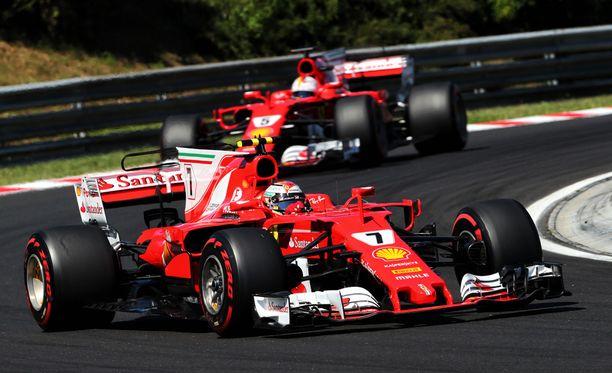Ferrareilta odotetaan suuria Unkarin GP:ssä viikonloppuna.