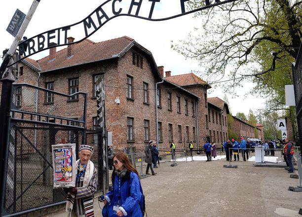 Auschwitzin kuolemanleirin vartija voi joutua oikeuteen.