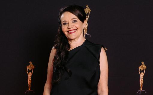 Riitta Havukainen sai parhaan naisnäyttelijän Venlan – kiitti puheessaan yllättäen Eija Vilpasta lumitöistä