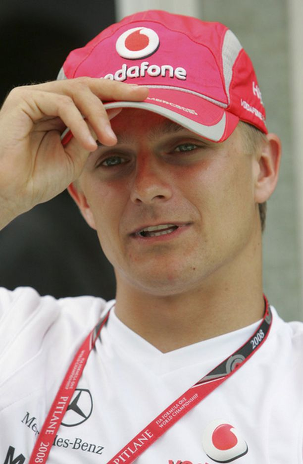 Heikki Kovalainen sijoittui avauskisassa viidenneksi.