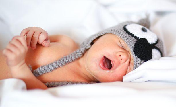 Oikean elämän vastasyntynyt ei välttämättä ole niin fotogeeninen kuin postikorttiekuvien vauvat.