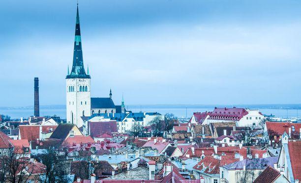 Tallinnassa ei luksusmajoitus maksa hurjia.