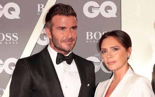 David Beckham paljasti romanttisen puolensa – sai yleisön huokailemaan ihastuksesta
