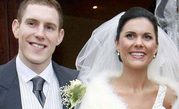Michaela Harte murhattiin häämatkallaan. Hän avioitui John McAreaveyn kanssa.