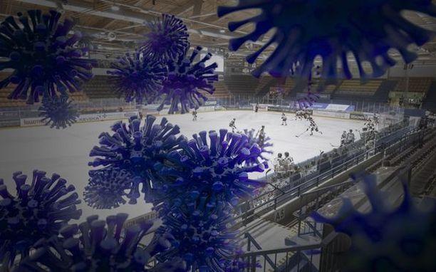 Koronavirus siirtää Vaasan Sportin kotiavausta SM-liigassa.