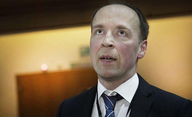 Perussuomalaisten puheenjohtajan Jussi Halla-ahon mukaan Perussuomalaisissa ei suvaita seksuaalista häirintää.