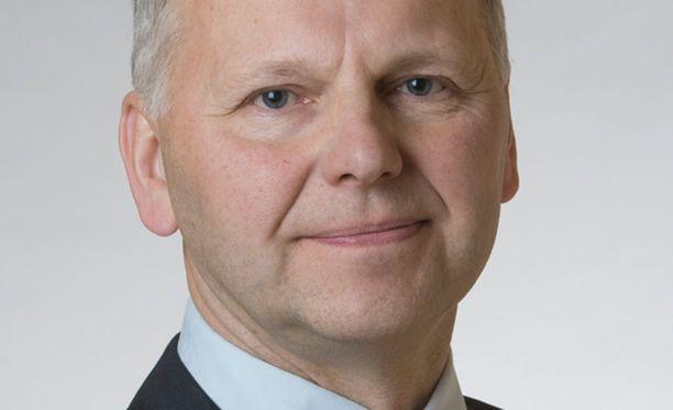 Keskustan uusi ministeri on Jari Leppä.