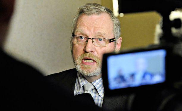 Jarmo Valkama oli Ulvilan murhajutun pääsyyttäjä.