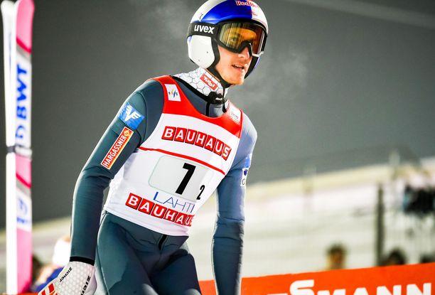 Gregor Schlierenzauer pystyy aavistaman, mitä Matti Nykänen kävi läpi.