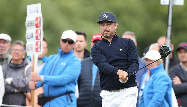 Mikko Korhonen on golfin maailmanlistalla sijalla 102.