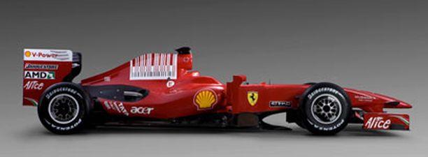 Tällä autolla Kimin pitäisi yltää taas korkeimmalle korokkeelle.