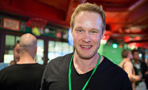 Janne Niinimaan vuoristotauti lähti taittumaan Viagralla.
