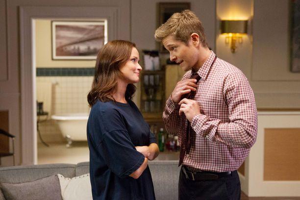 Rory ja Logan seurustelivat monella tuotantokaudella GIlmoren tytöt -sarjassa.