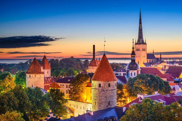 Viro on matkamessujen tämänvuotinen partnerimaa.