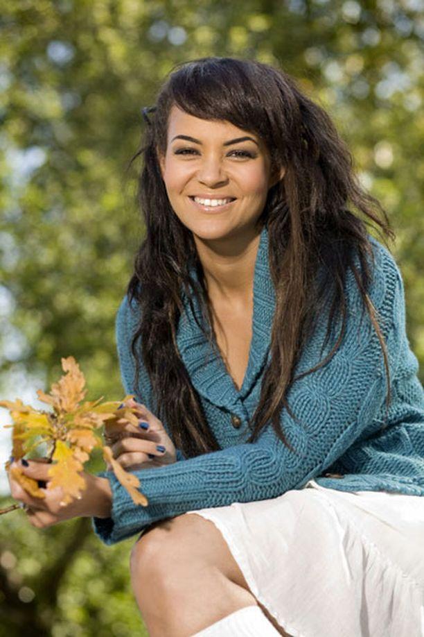 Lola Wallinkoski Turussa syksyllä 2009.