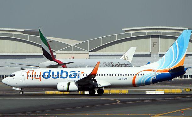 Matkustajalentokone