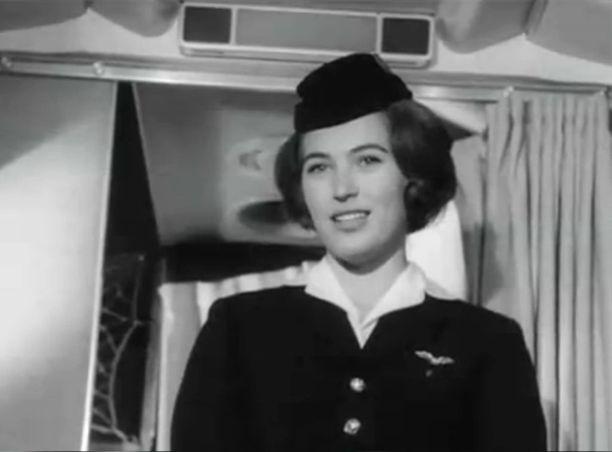 Hauskaa Finnair Caravelle -matkaa!