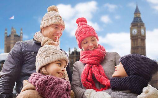 Lapsiperheen unelmakohteet - viisi maata, joissa lapset viihtyvät