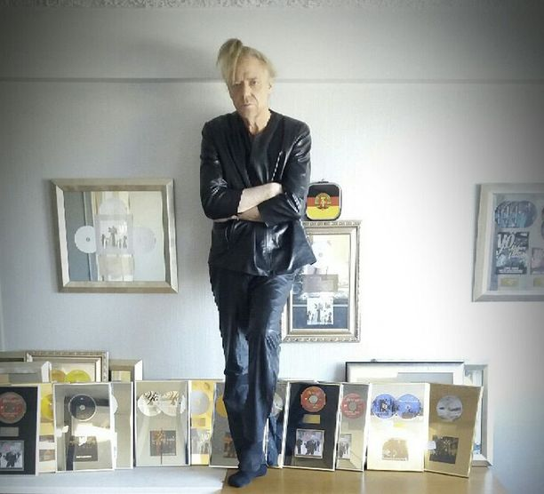 Jussi Hakulinen on saanut levynsä takaisin kotiin.