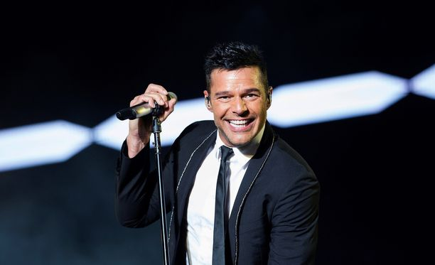 Ricky Martinin lauluääni on herättänyt kummastusta.