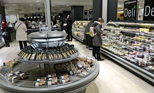 Stockmann Herkut säilyvät kaikissa Stockmann-tavarataloissa.