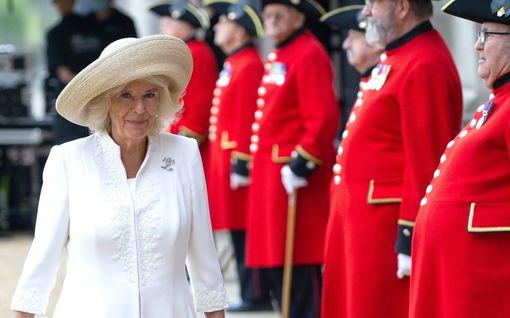 Herttuatar Camilla täyttää 73 vuotta – video-onnitteluja kissoilta ja koirilta