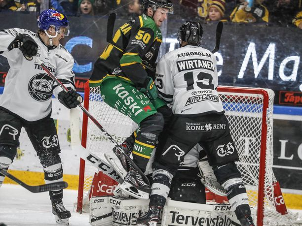 Ilves ja TPS väänsivät sarjapisteistä torstaina Tampereella. TPS voitti 4-3.