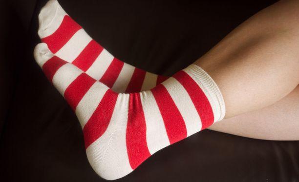 Näitäkin sukkia ryhmä vastustaa.