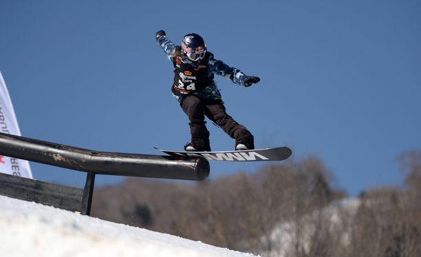 Rukajärvi laskee Pyeongchangissa uransa toisesta mitalista slopestylessä.