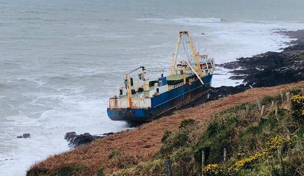 Aavelaivan uskotaan ajelehtineen Karibialta kohti Afrikkaa ja lopulta rannikkoa ylös ohi Espanjan.