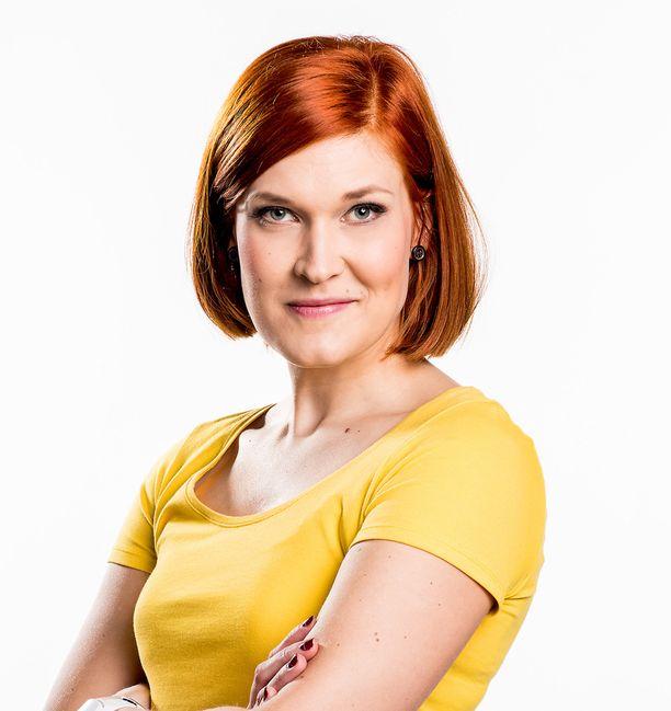 Laura Arffman on Ylen urheilutoimittaja.