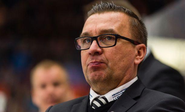 Ari-Pekka Selin kehui Sportia.