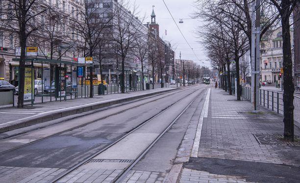Helsingistä ja Uudestamaasta on tullut Suomen koronapesä.