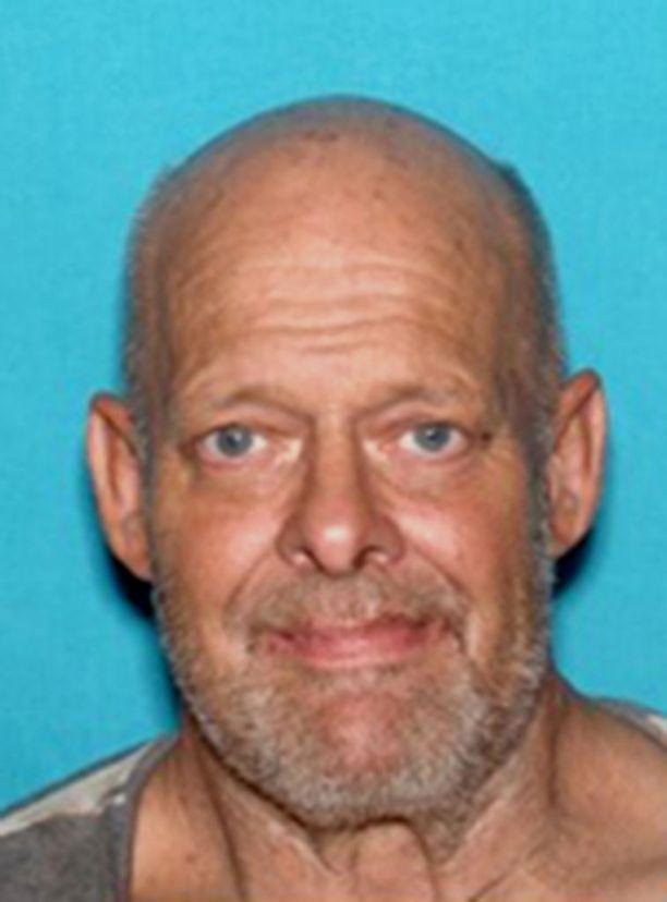 Las Vegasin ampujan Stephen Paddock veli Bruce Paddock, 59, on pidätetty lapsipornosta.
