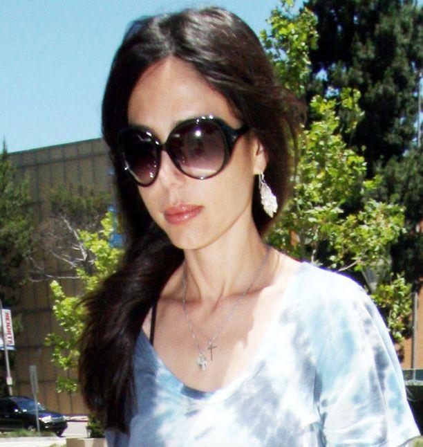 Oksana Grigorievalla ja Mel Gibsonilla on yhteinen tytär, kahdeksankuukautinen Lucia.