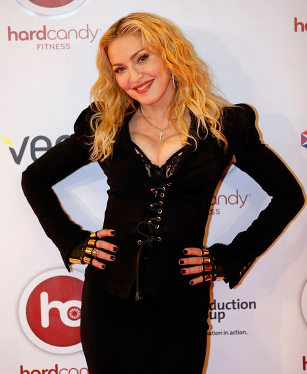 Madonna toivoo lastensa pysyvän maltillisuudessa, jos he päätyvät kokeilemaan huumeita.