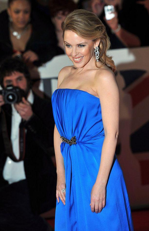 Kylie Minogue.