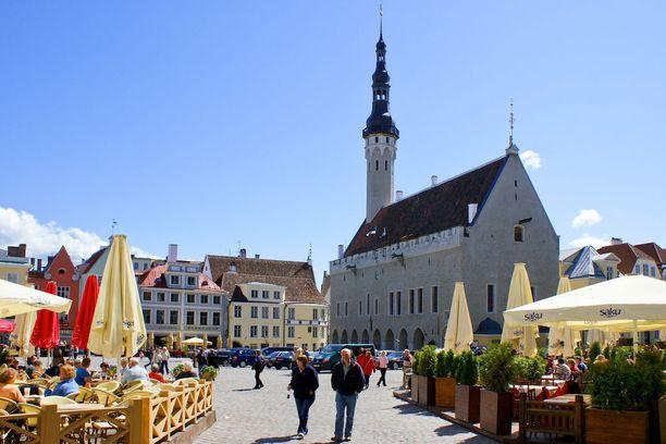 Parinvaihtojuhlia järjestää Tallinnassa pieni joukko alan aktiiveja.