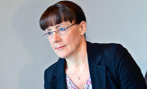 Perussuomalaisten kansanedustaja Pirkko Ruohonen-Lerner kuittasi kommenttinsa myöhemmin vitsiksi.