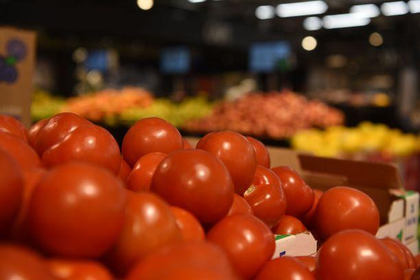 Tomaatti on alun perin kotoisin Keski- ja Etelä-Amerikasta.