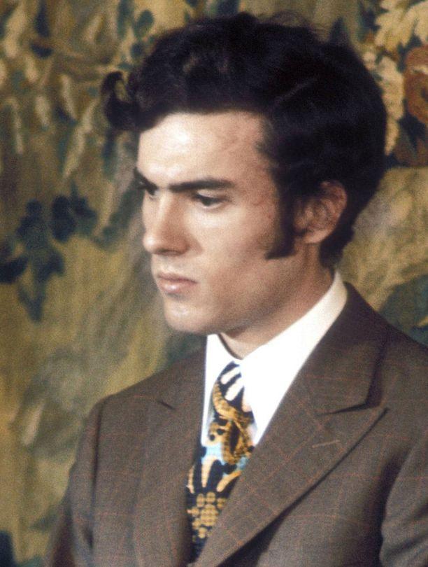 Nicu kuvattuna vuonna 1972.