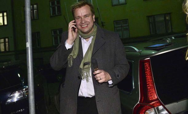 Keskustan Antti Kaikkonen teki äänimäärässä henkilökohtaisen ennätyksensä.