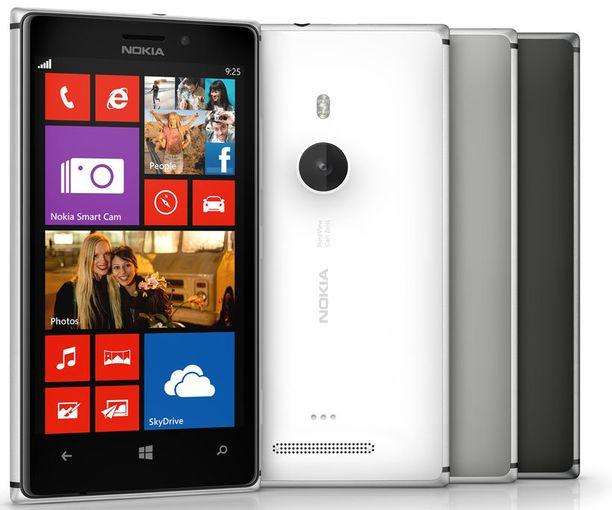 Lumia 925-käyttäjät saavat päivityksen ensimmäisenä.