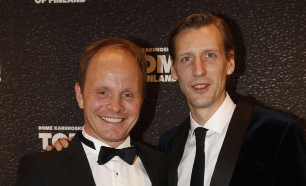 Dome Karukoski ohjasi Tom of Finland -elokuvan, jonka pääosaa esitti Pekka Strang.