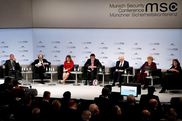 Vuoden 2019 Münchenin turvallisuuskonferenssi keskittyi pohtimaan, kuka korjaisi sirpaloituneen maailman suurvaltojen käydessä keskinäistä valtataistelua.