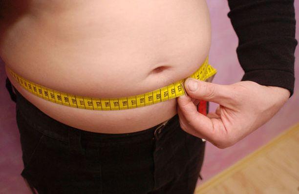 Rasvan sijainti vaikuttaa sen aiheuttamiin terveyshaittoihin.