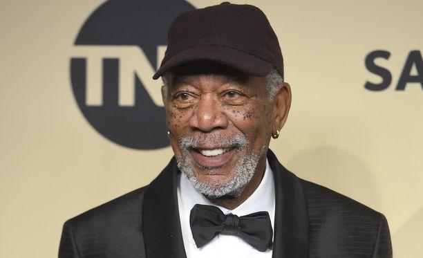 Morgan Freeman voitti äänestyksen.